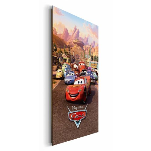 Wandbild Disney`s Cars