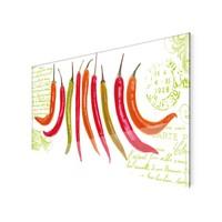 Chilli  - Deco Glass 95 x 33 cm