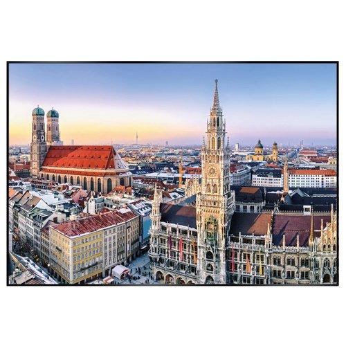 Wandbild München Skyline