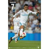 Christiano Ronaldo 17/18  - Poster 61 x 91.5 cm