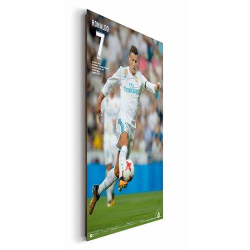 Wandbild Christiano Ronaldo 17/18