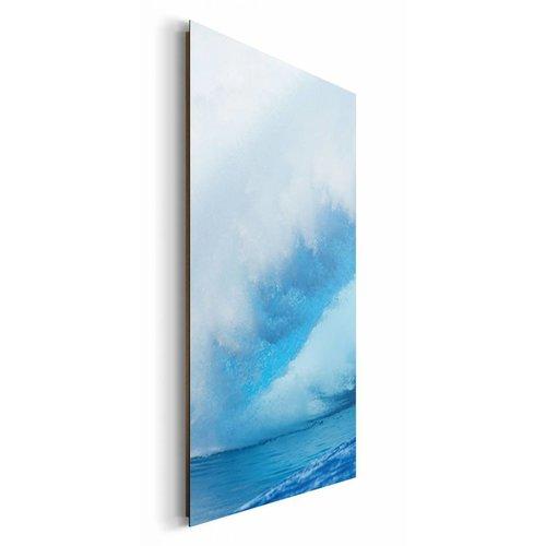 Wandbild Wellenreiter