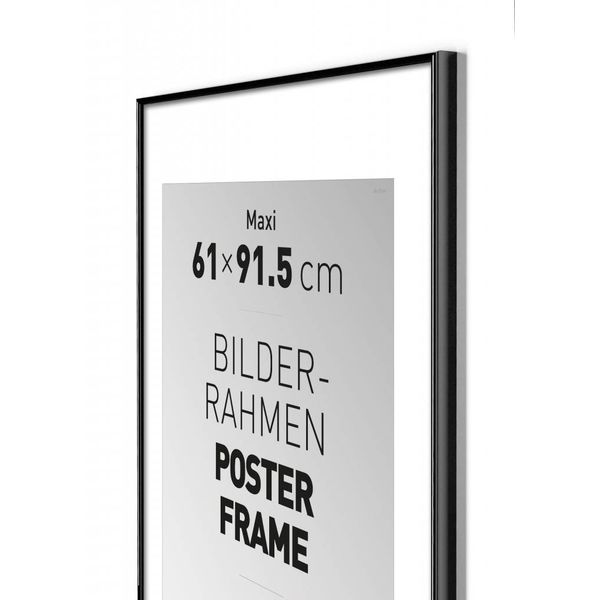 bilderrahmen f r poster 61x91 5 cm acryl modern. Black Bedroom Furniture Sets. Home Design Ideas