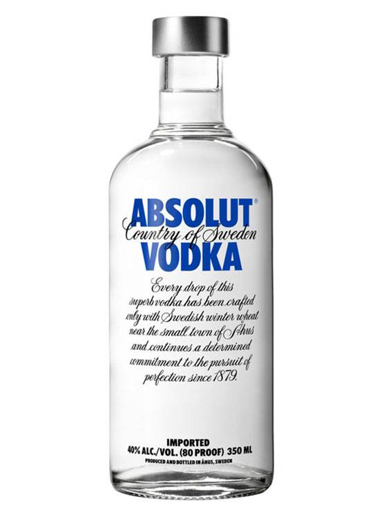 Absolut Absolut Vodka35CL