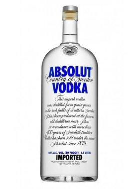 Absolut Vodka4,5 Liter