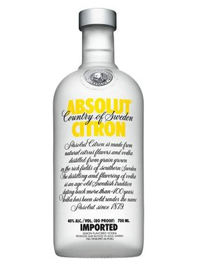 Absolut Citron 70CL