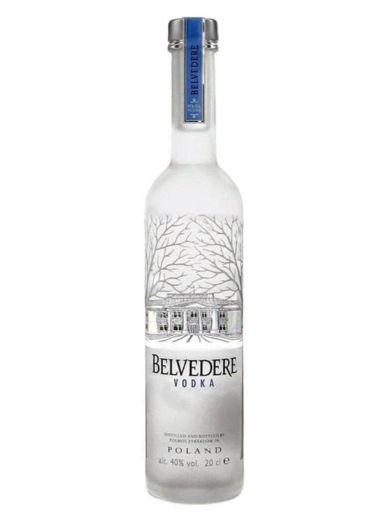 Belvedere Belvedere Pure 20CL