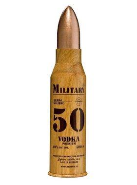 Military Bullet Vodka 50 CL