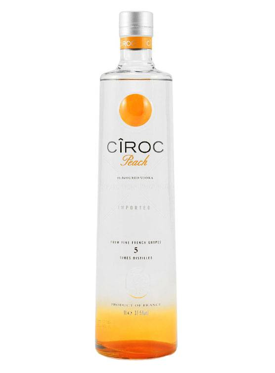 Ciroc Ciroc Vodka Peach 70CL