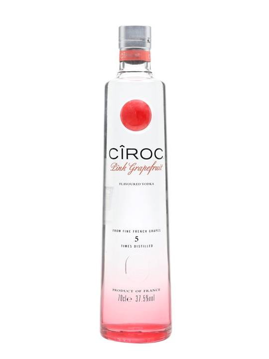 Ciroc Ciroc Vodka Pink Grapefruit 70CL