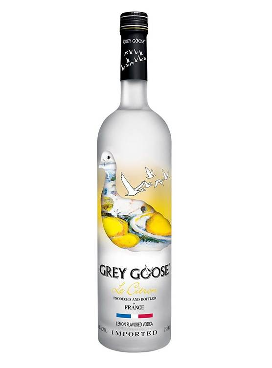 Grey Goose Grey Goose Vodka Lemon 70CL