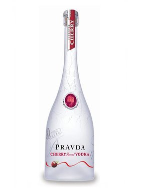 Pravda Cherry Vodka 70CL