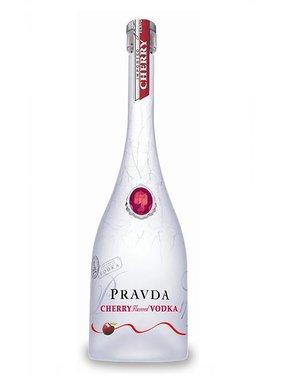 Pravda Cherry Vodka 70CL
