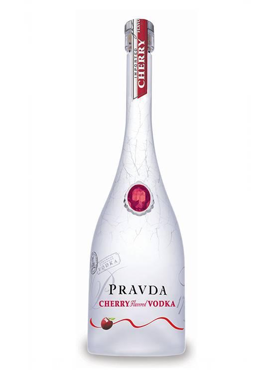 Pravda Pravda Cherry Vodka 70CL