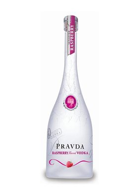 Pravda Raspberry Vodka 70CL