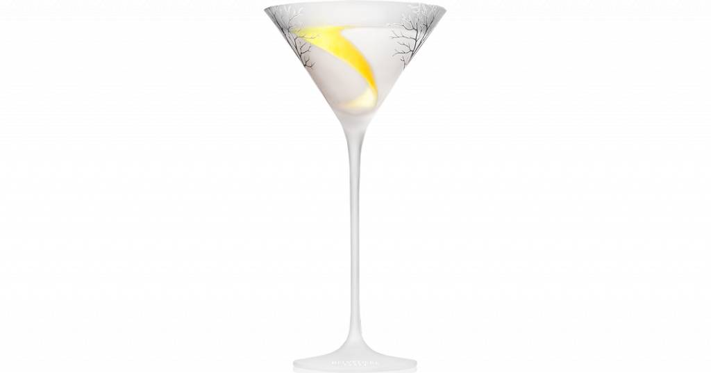 Belvedere: 'The Official 007 Martini', het originele recept