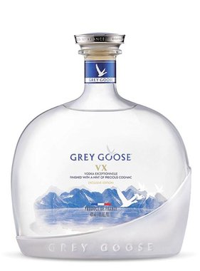 Grey Goose VX Vodka 1 Liter in Giftbox