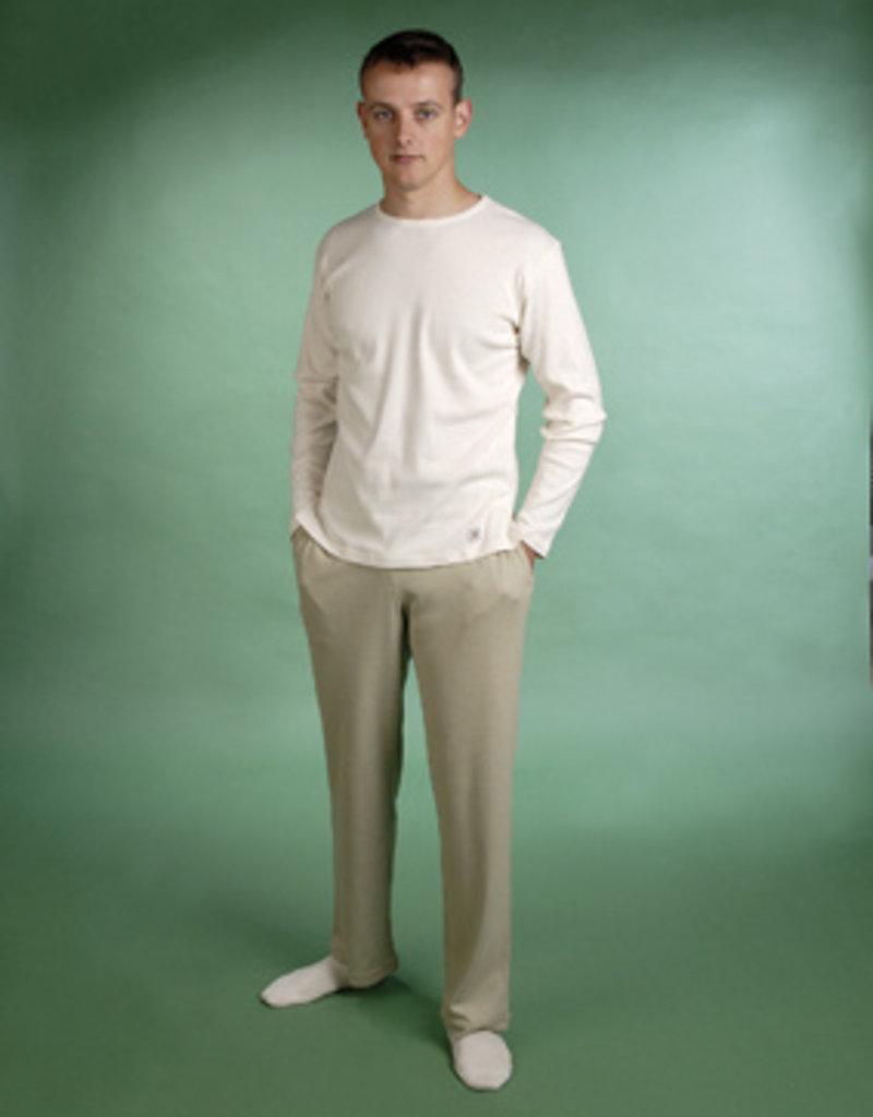Pantalón bombacho hombre con bolsillos.