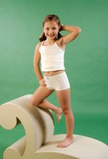 Braga short niña. Tallas 8, 10, 12 años.