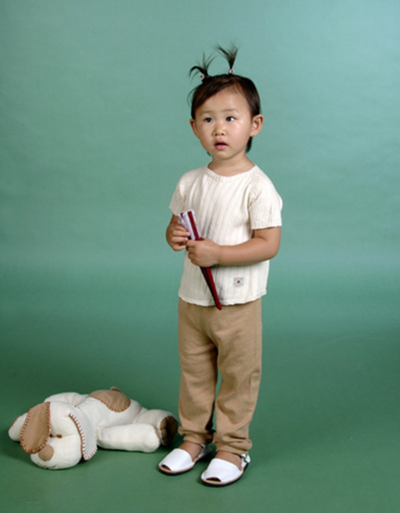 Baby short-sleeved sweater with bag buttons. sizes 12, 18, 24 months.
