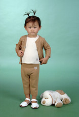 Baby long-sleeved jacket with buttons in front. sizes 12, 18, 24 months.