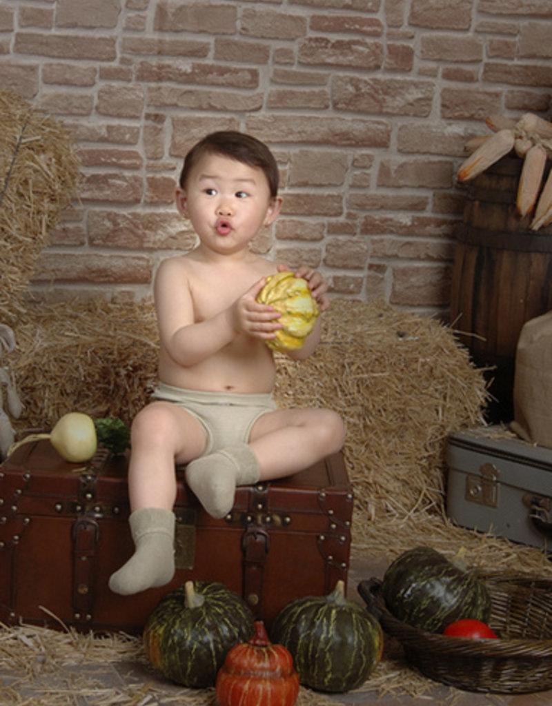 Ranita bebé. Tallas 0, 1, 3, 6 meses.