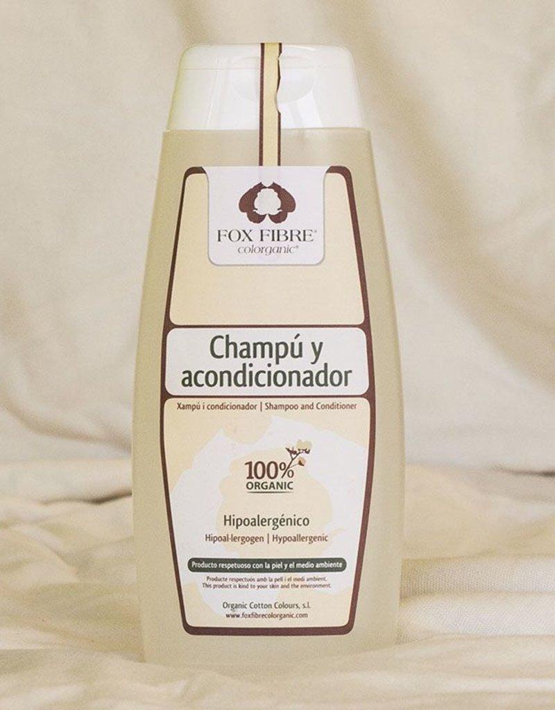 Shampoo and conditioner 250ml