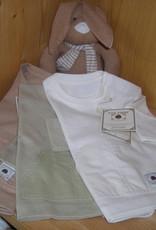 Camiseta bebé con bolsillo. Tallas 12, 18 meses.