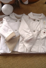 Reversible jacket for baby. sizes 1, 3, 6 months.