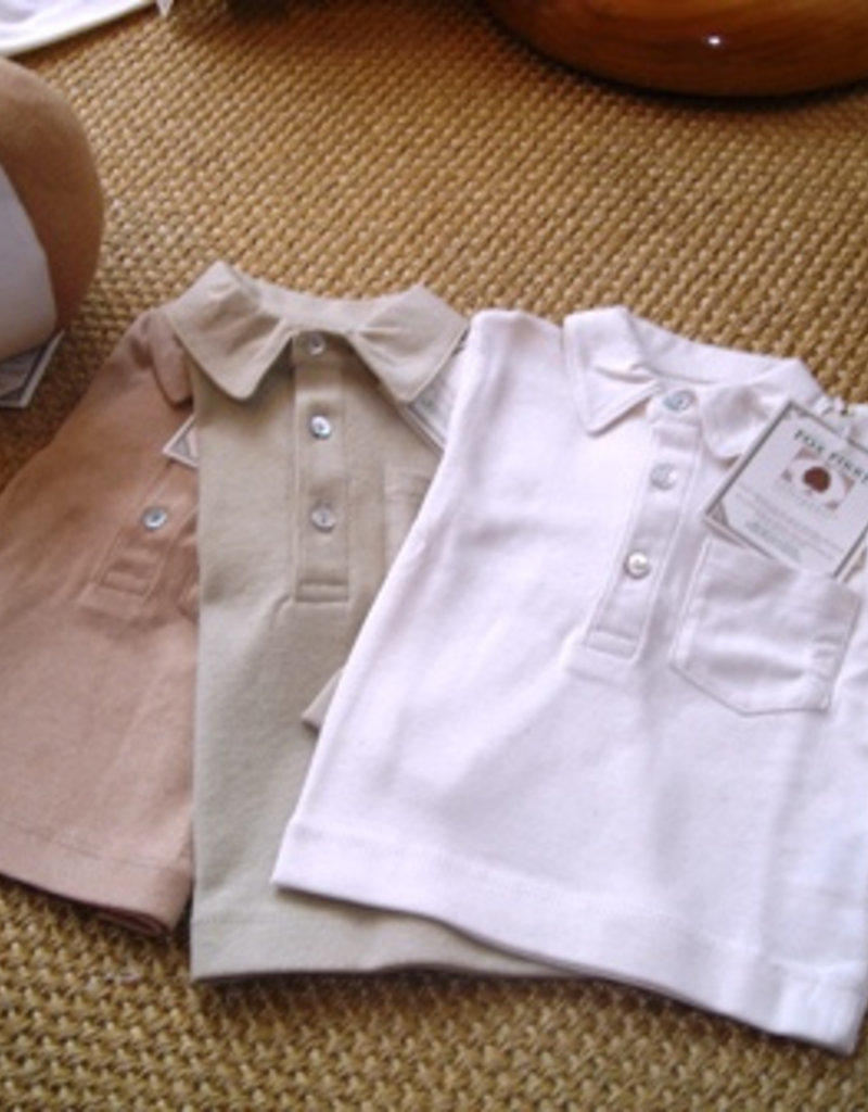 Baby polo. sizes 1, 3, 6 months.