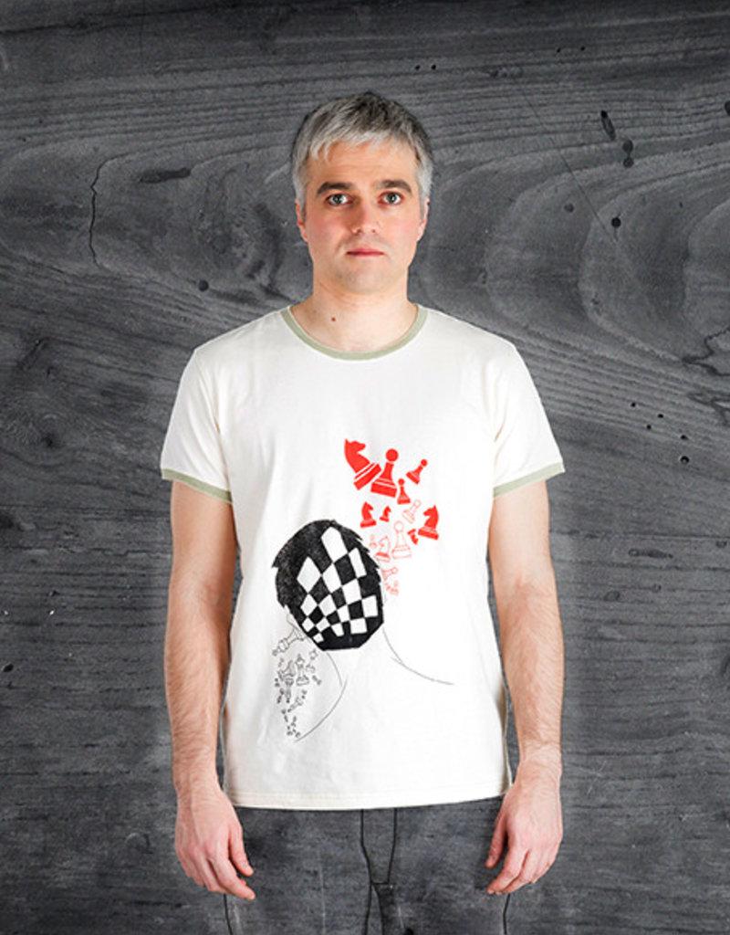 Escacs t-shirt