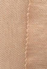 Pique knit brown OCCGuaranteeå¨  185grs.
