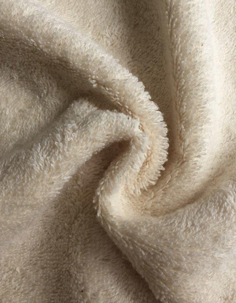 Towel fabric ecru OCCGuaranteeå¨  Essential 450grs.
