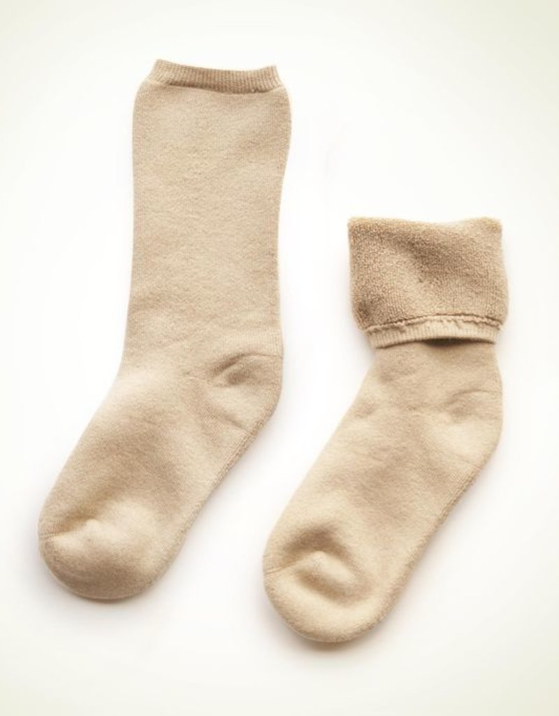 Terry sock. no. 40 to 48. (adult)
