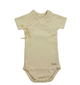 CROSSED BABY BODY SHORT SLEEVE