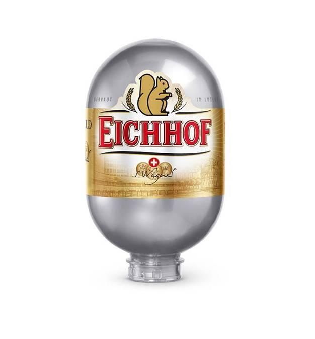 Eichhof Braugold 8L Keg