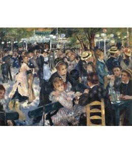 Art Gallery Le Moulin de la Galette - Pierre Auguste Renoir