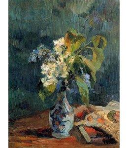 Art Gallery Lila Blumenstrauß - Paul Gaugin