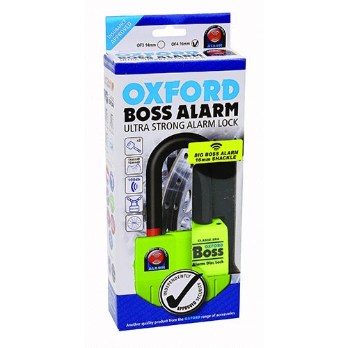 OXFORD Boss alarm