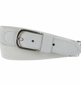 Oxxy Riem Elastisch 2,5 cm White - One Size