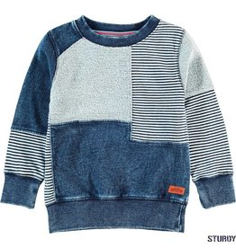 Sturdy Sweater Multipatch Dock