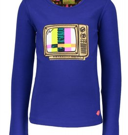 Kidz Art T-Shirt l/m Television