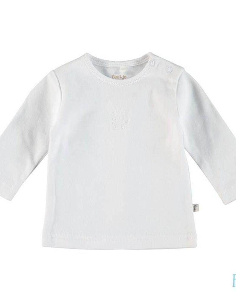 Feetje T-Shirt uni Organic Lange Mouw