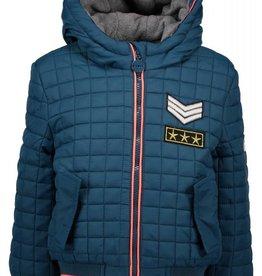 B. Nosy Boys small square jackets petrol blue
