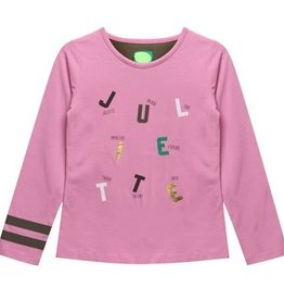 Little miss juliette T-shirt l/m Juliette