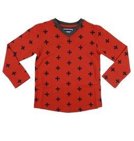 Legends 22 Plus T-Shirt dark red