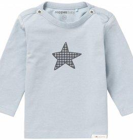 Noppies T-Shirt Longsleeve Monsieur Grey