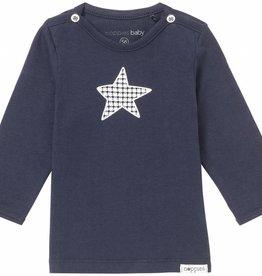 Noppies T-Shirt Longsleeve Monsieur Navy