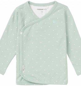 Noppies T-Shirt Longsleeve Anne Grey Mint