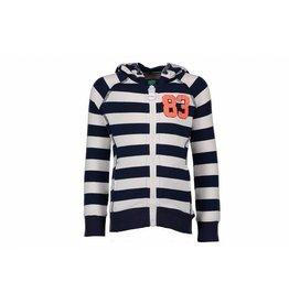 B. Nosy Boys Hooded Sweat cardigan big stripe
